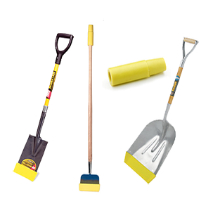 Track Tools & Shovels