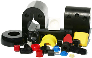 Polyurethane Bumpers and isolators