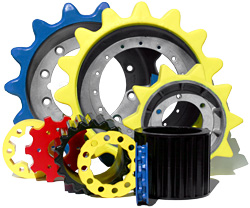 Polyurethane Gears Sprockets and Gears